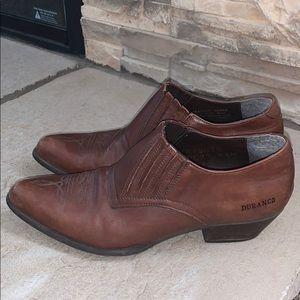 Durango low cut ankle boots